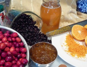 Triple-Delish Sauce Ingredients (c) jfhaugen