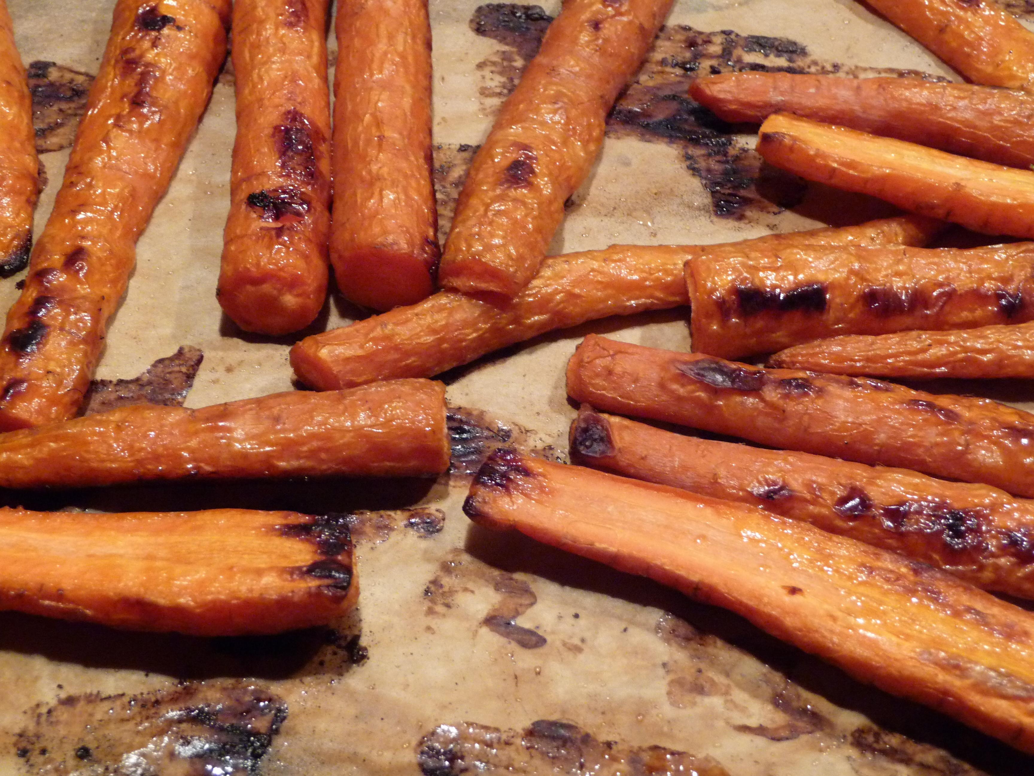 Roasted Carrots (c) jfhaugen