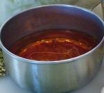 Presoaking Saffron (c) jfhaugen
