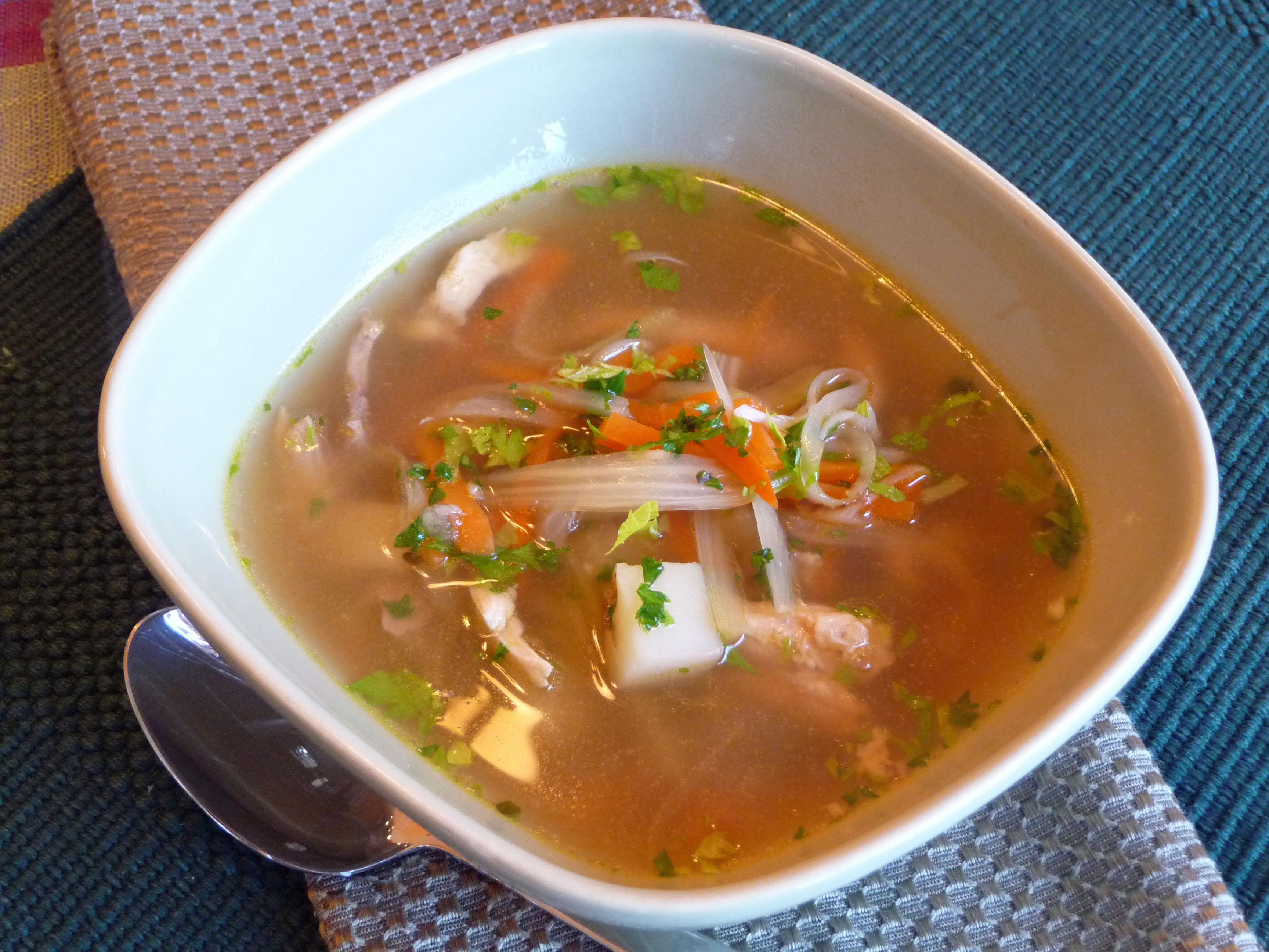 Chicken Soup (c) jfhaugen